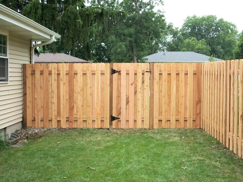 Unique Backyard Fence Ideas