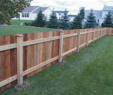 Picture of: Unusual 4 Ft Wood Fence