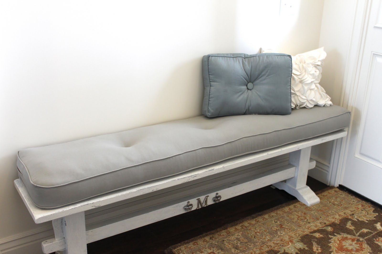 Picture of: Unusual Indoor Bench Seat Cushions