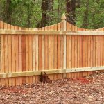 Unusual Wood Fence Styles