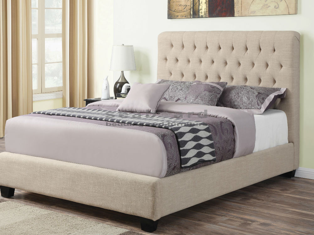 Picture of: Upholstered Unique Bedroom Sets