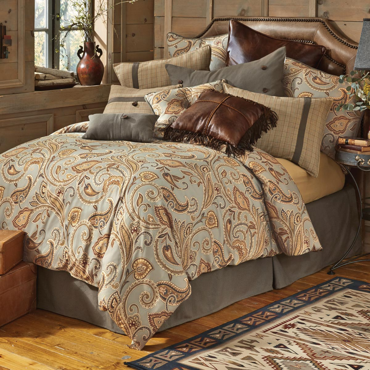 Use Tan Comforter Set