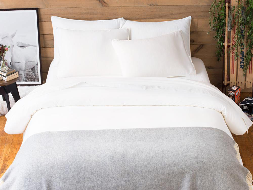 Image of: Used Brooklinen Duvet Cover