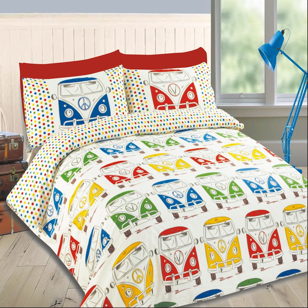 Customize Camper Bedding Sets