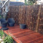 Value Bamboo Privacy Fence Ideas