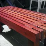 Very Simple Wooden Bench