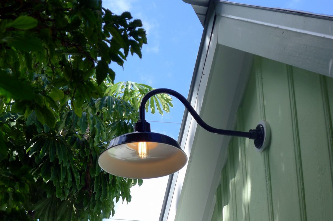 Picture of: Vintage Outdoor Lighting Idea