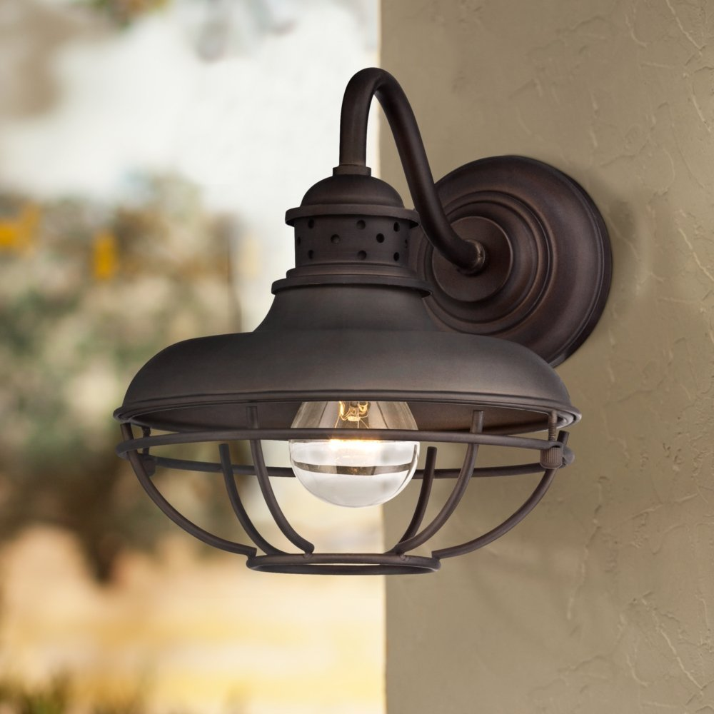 Picture of: Vintage Outdoor Lighting Model