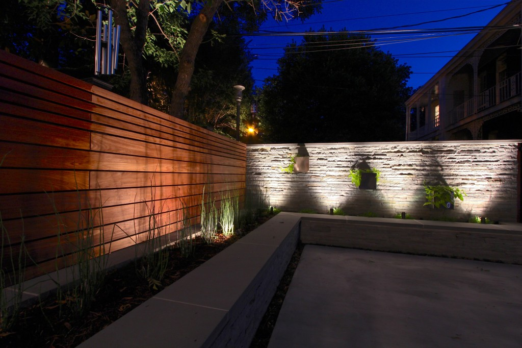 Picture of: Wall Outdoor Led Strip Lighting