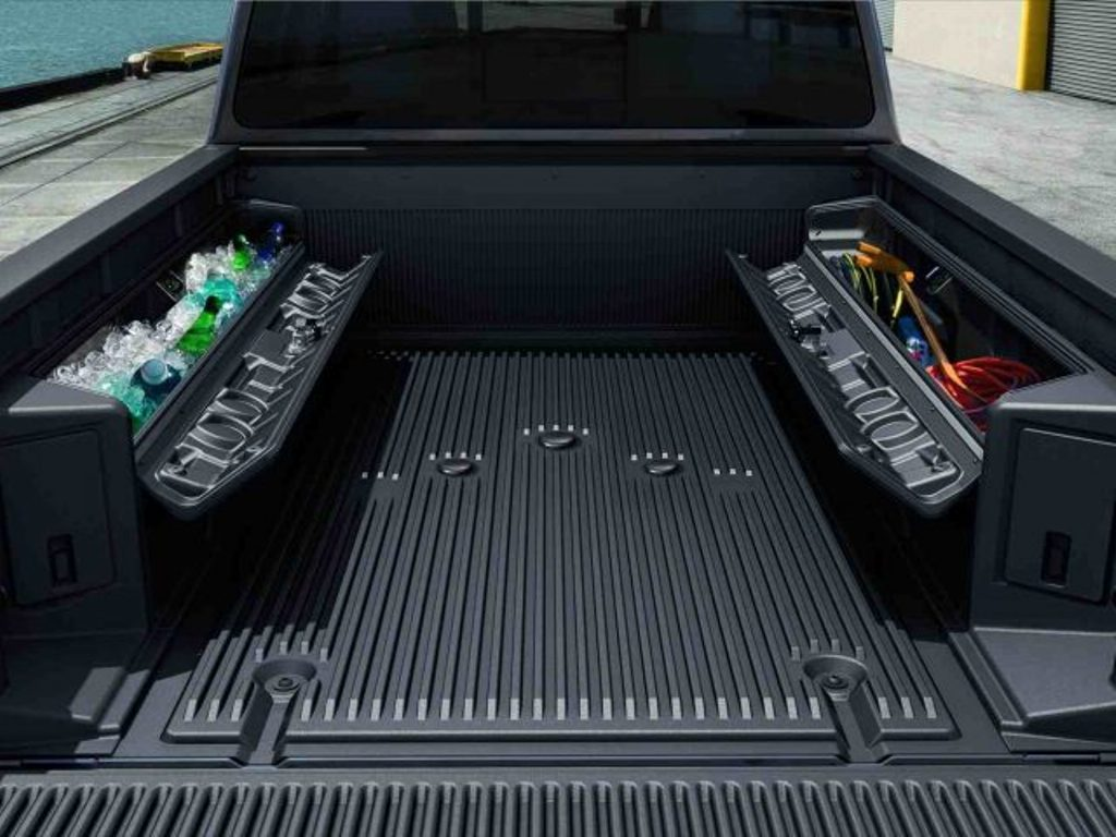 Picture of: Waterproof Truck Bed Storage Containers