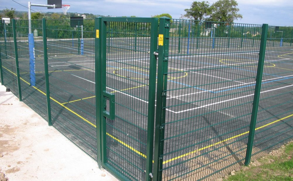 Picture of: Welded Wire Fence Panels