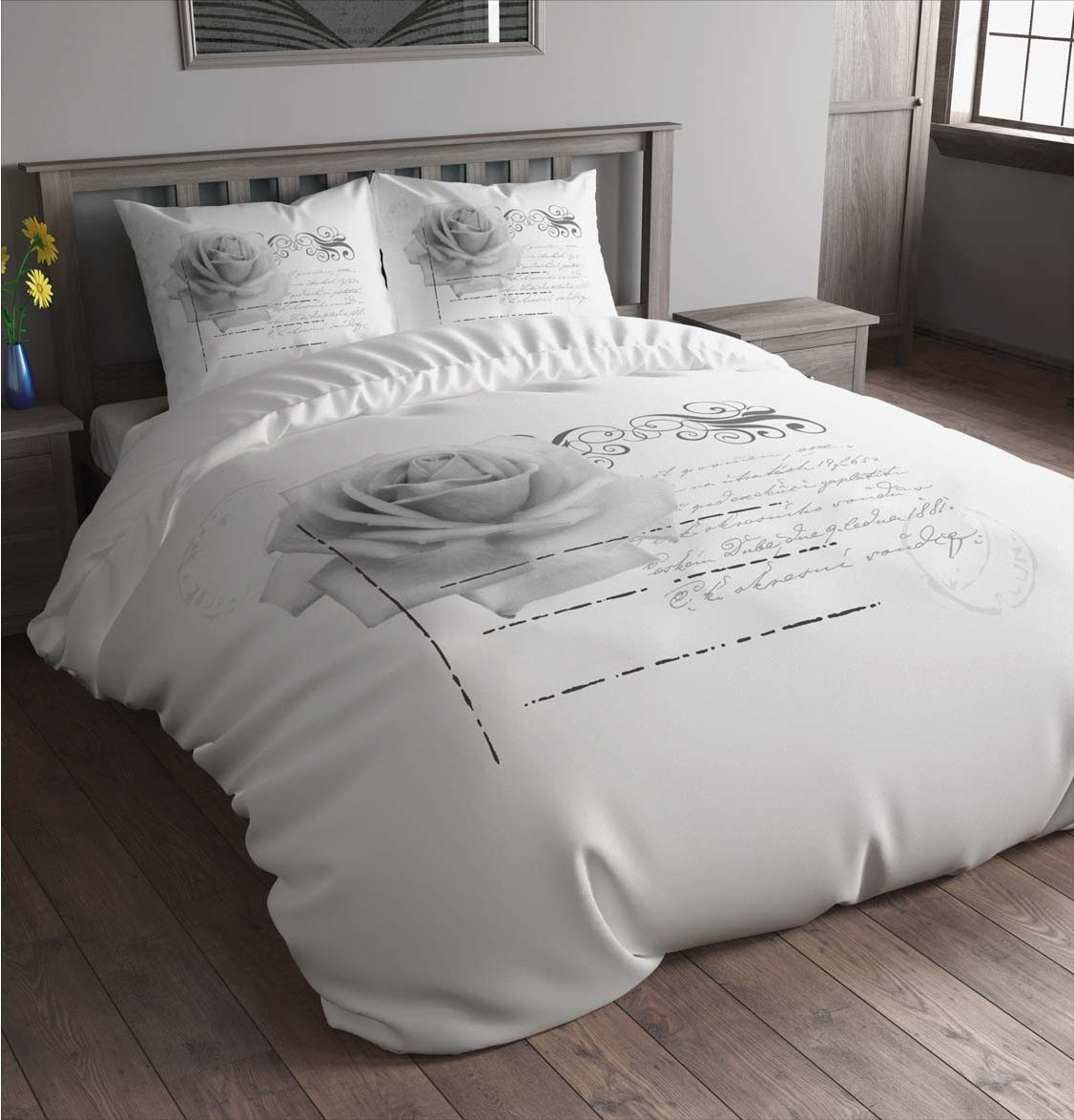 White Duvet Cover Meaning