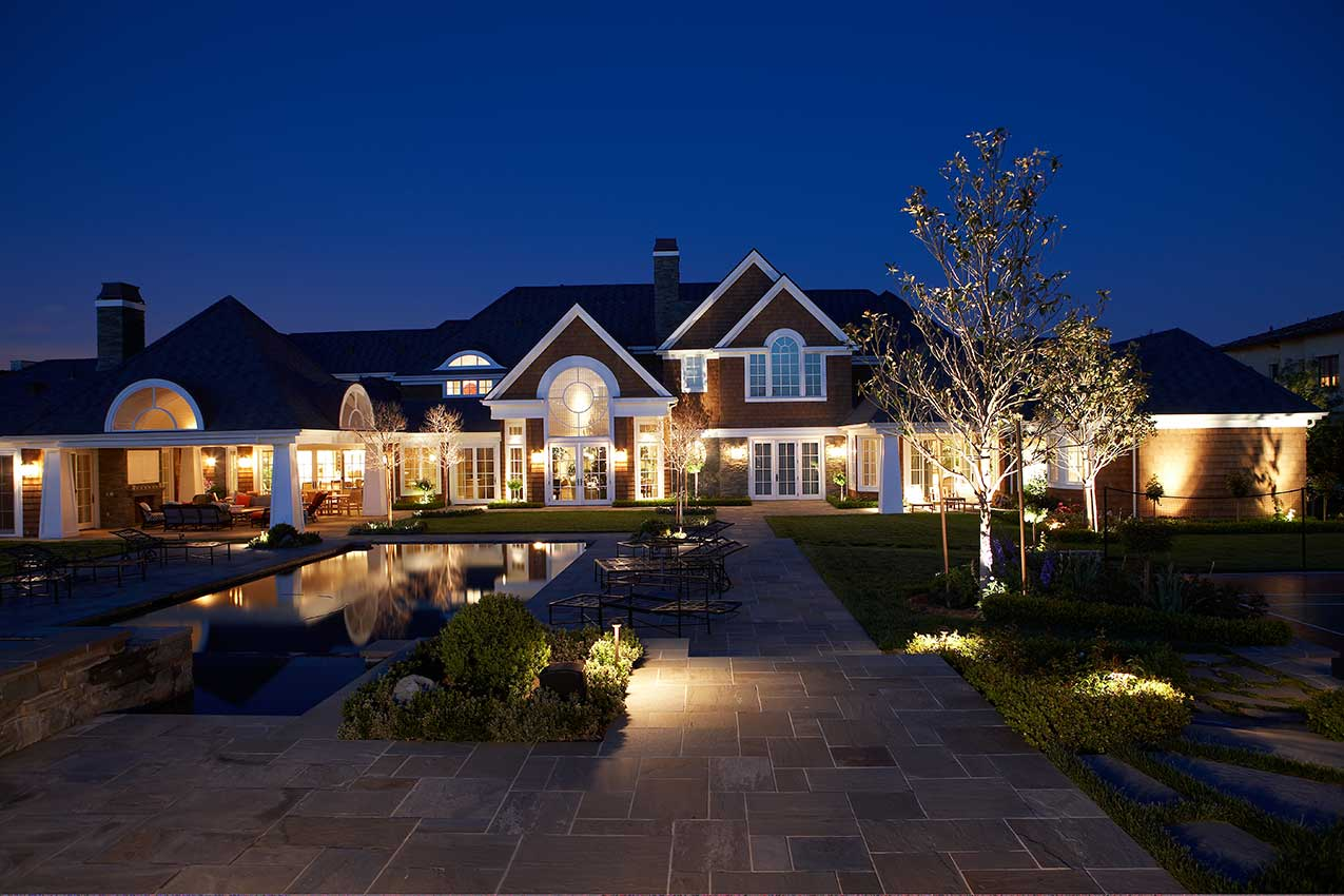 Picture of: White Outdoor Led Lighting