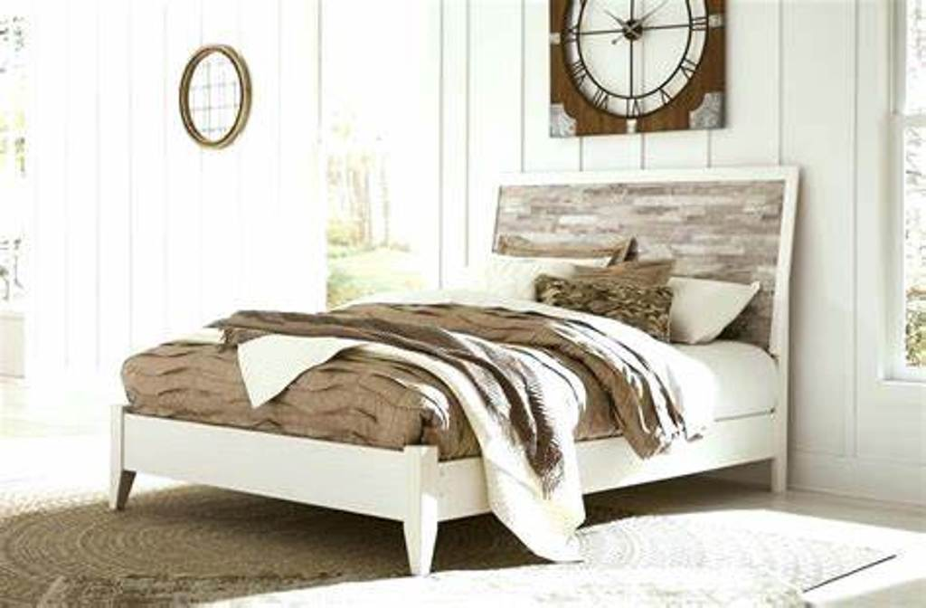 Image of: Willowton Bedroom Set By Ashley