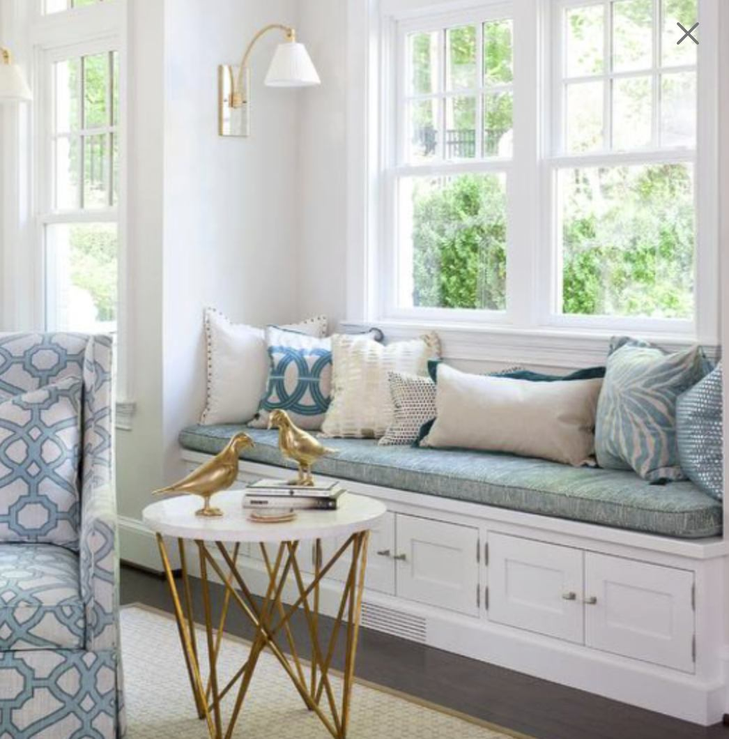 Image of: Window Bench Cushions Best