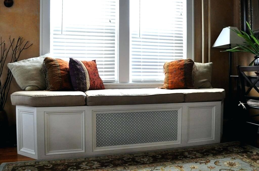 Image of: Window Bench Cushions Sample