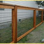 Wire Mesh Fence Panels Frame