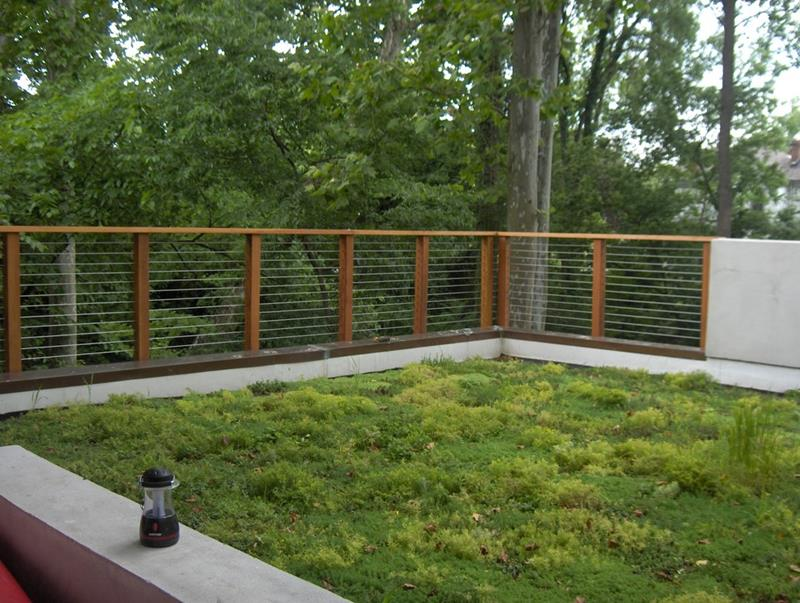 Picture of: Wire Privacy Fence Ideas For Backyard