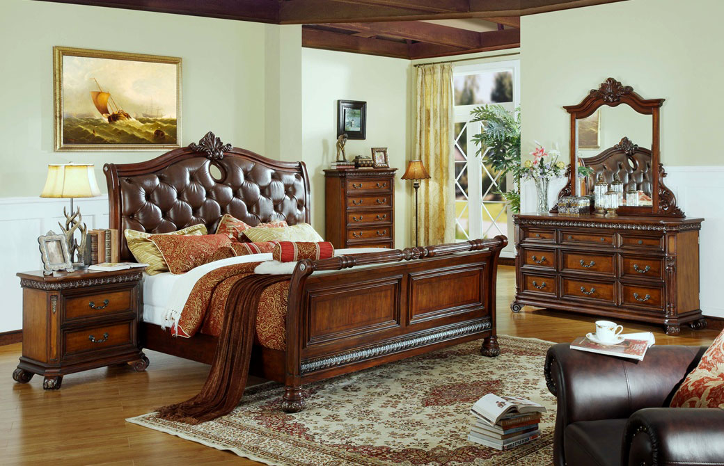 Wonderful Traditional Bedroom Sets