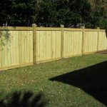 Wood 8 Ft Tall Privacy Fence Panels