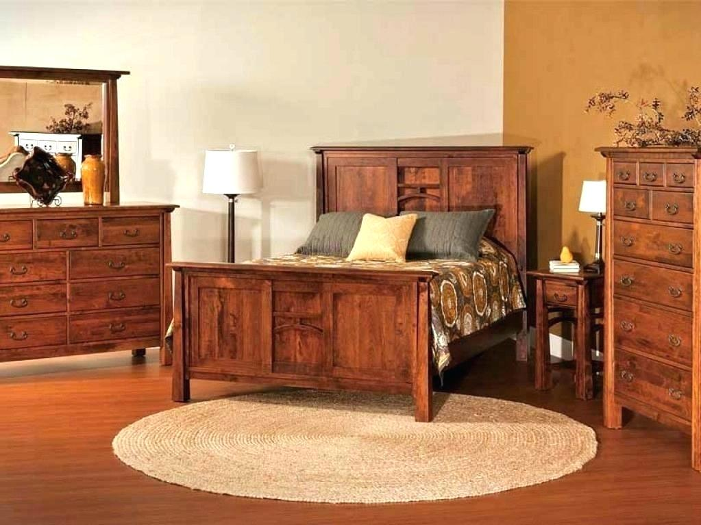 Wood American Furniture Bedroom Sets
