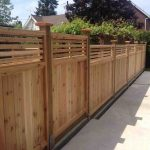 Wood Fence Boards Panel