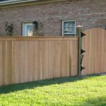 Wood Fence Cap Ideas