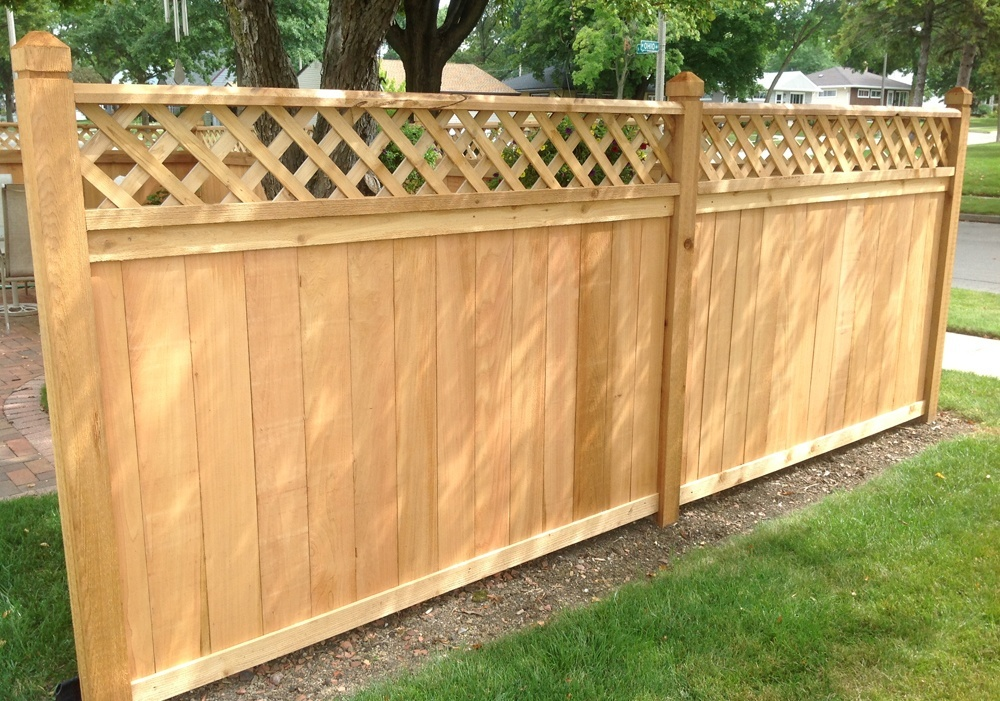 Picture of: Wood Fence Cap Post