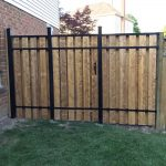 Wood Fence Gate Hardware Small