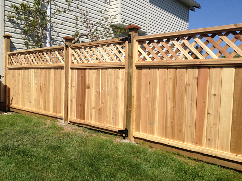 Picture of: Wood Fence Images Gates