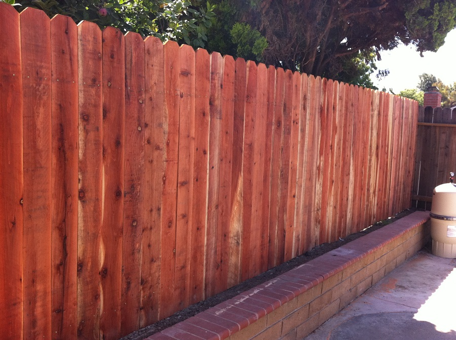 Picture of: Wood Fence Images Panels