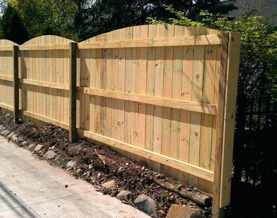 A Few Facts About Wood Fence Panels
