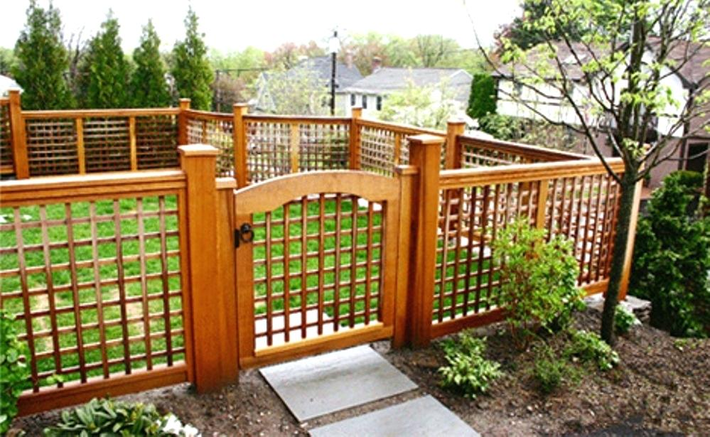 Picture of: Wood Fence Panels 8×8