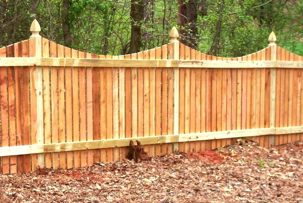 Picture of: Wood Fence Panels for Sale