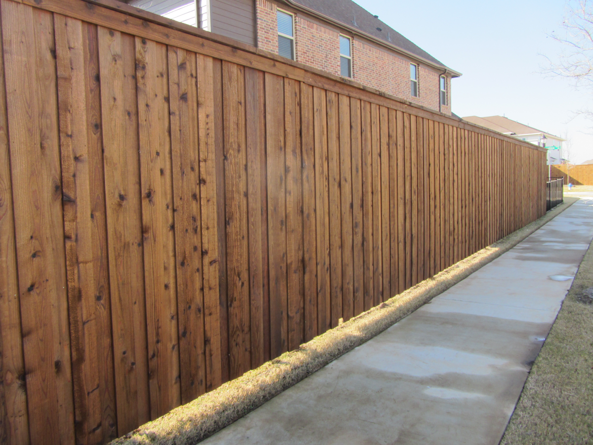Picture of: Wood Fence Stain Colors Cedar