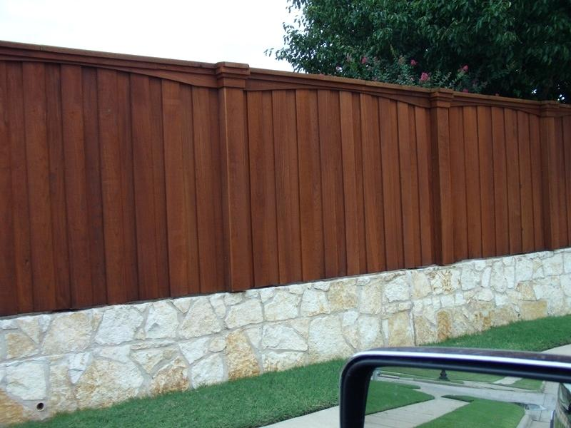 Picture of: Wood Fence Stain Colors Dark