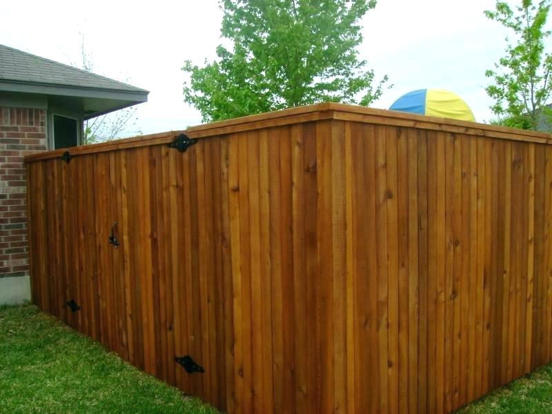 Picture of: Wood Fence Stain Colors Deck