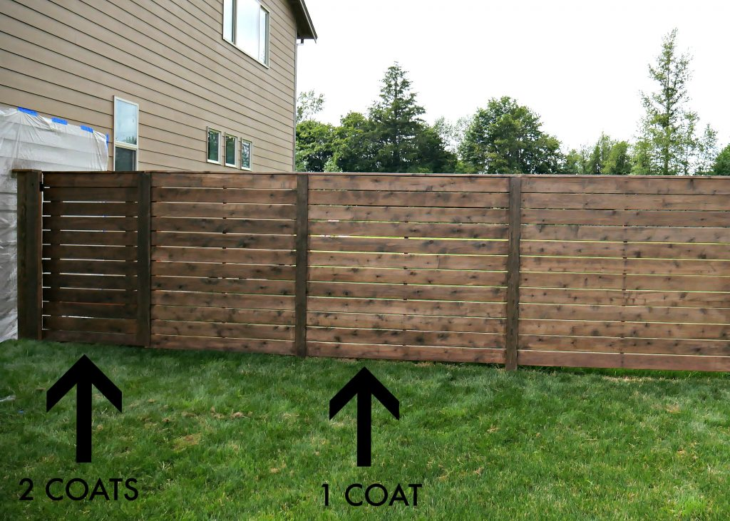 Picture of: Wood Fence Stain Colors Photo