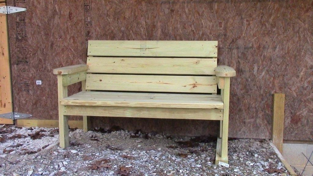 Picture of: Wooden Crate Bench Ideas