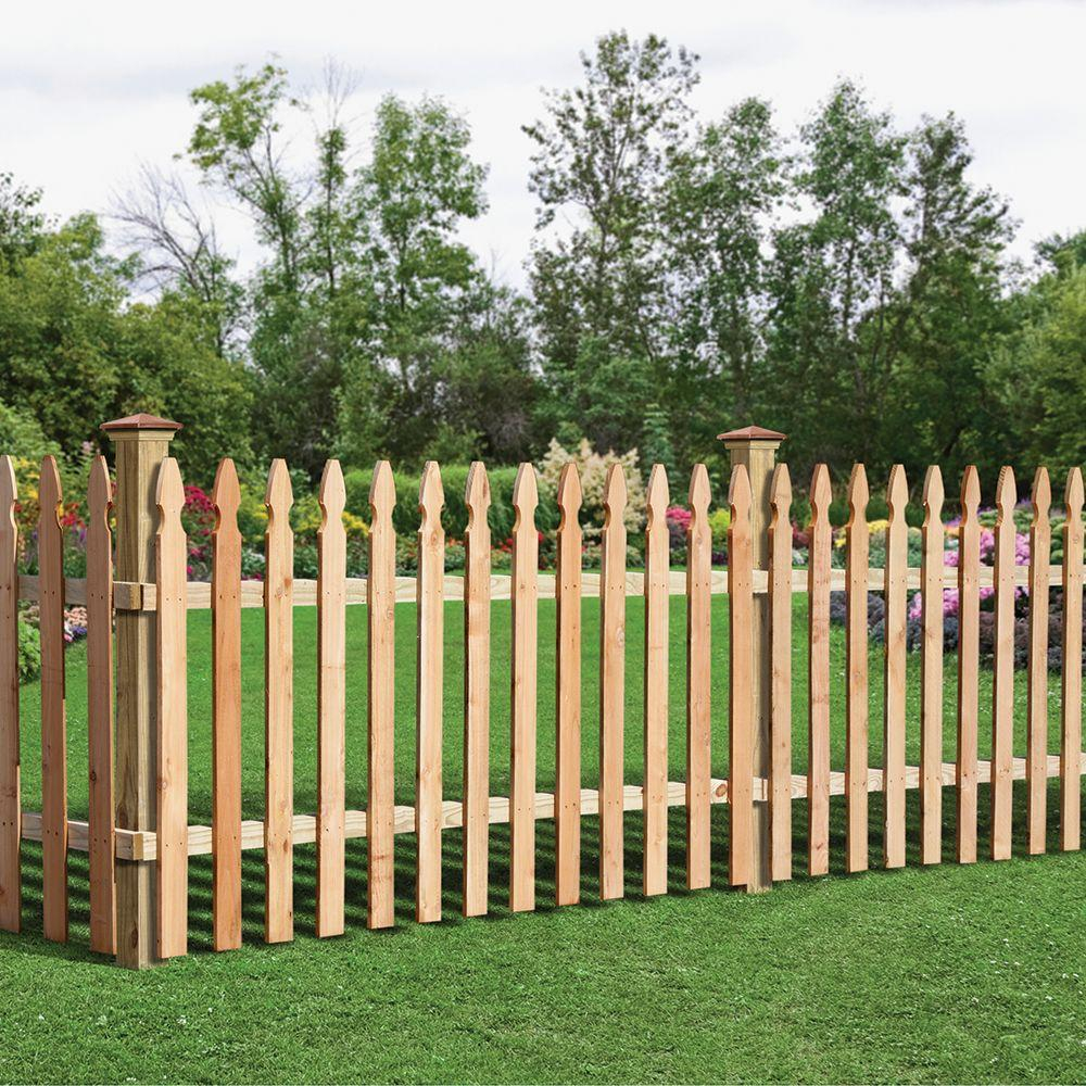 Picture of: Wooden Fence Ideas Panels