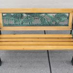 Wooden Park Bench Awesome