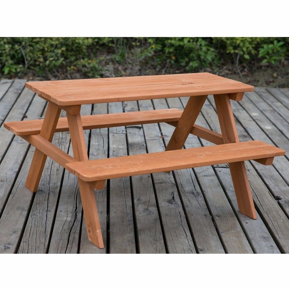 Picture of: Wooden Picnic Bench Sale