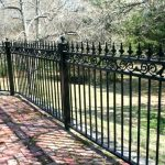 Wrought Iron Fence Panels Home
