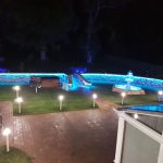 Yard Outdoor Led Strip Lighting