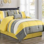 Yellow King Size Comforter Sets