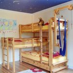 3 Person Bunk Bed Plans
