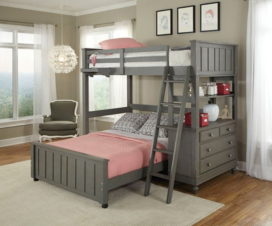 Image of: Aaron'S Bunk Beds With Stairs