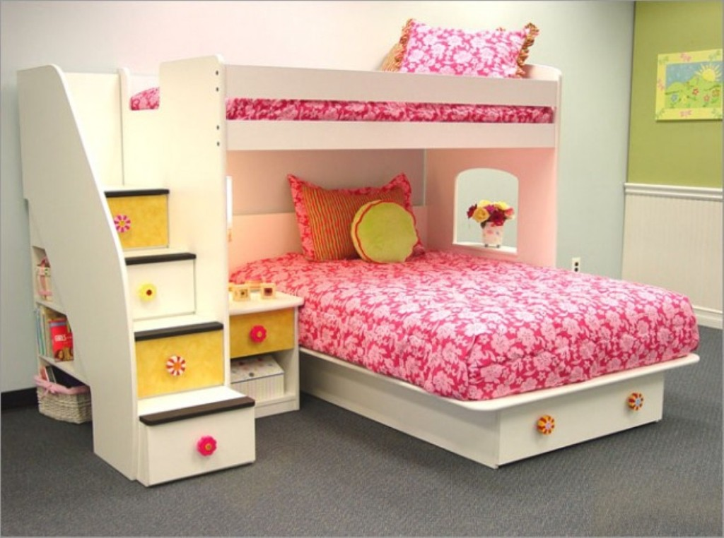 Image of: Aarons Bunk Beds Decoration