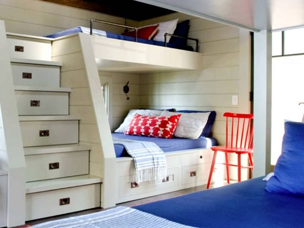 Image of: Aarons Bunk Beds Ideas