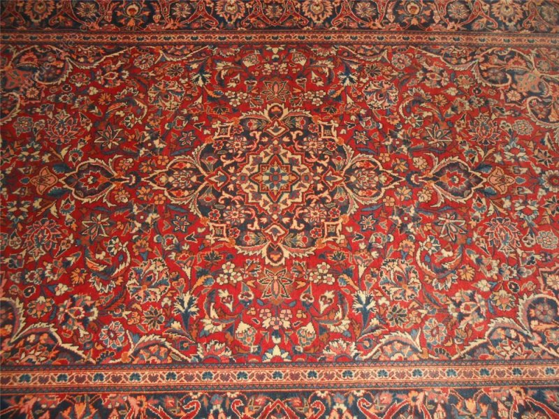 Image of: Antique Persian Rugs